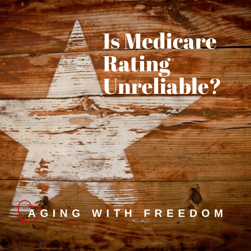 medicare rating unreliable