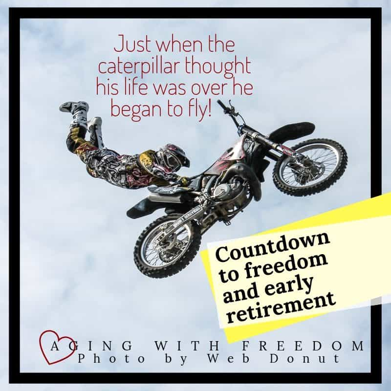 Countdown to early retirement