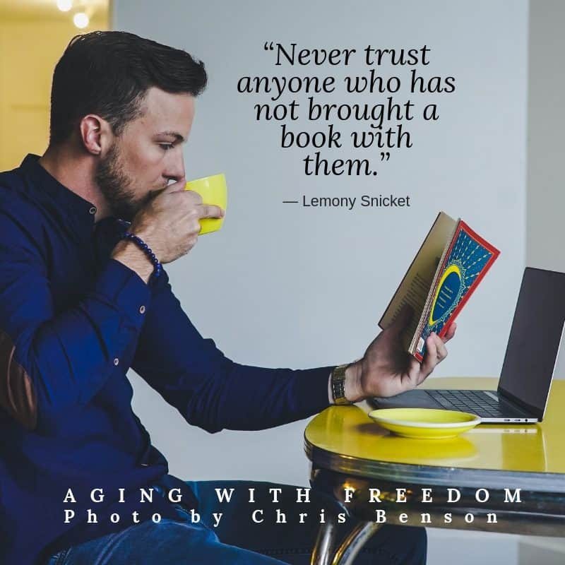 Agingwithfreedom's Book Club