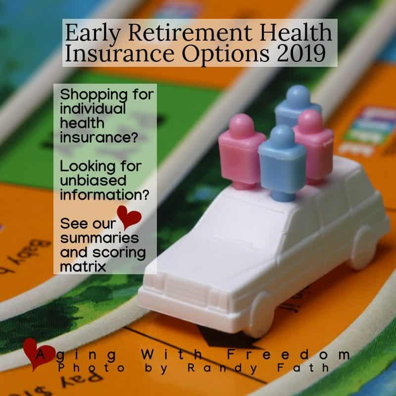 Early Retirement Health Insurance Options