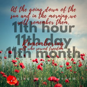 11th hour 11th day 11th month