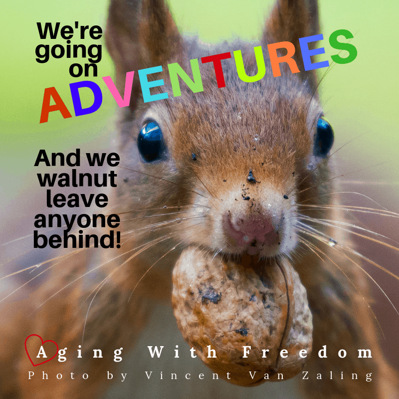 How to Plan An Adventure We walnut leave anyone behind