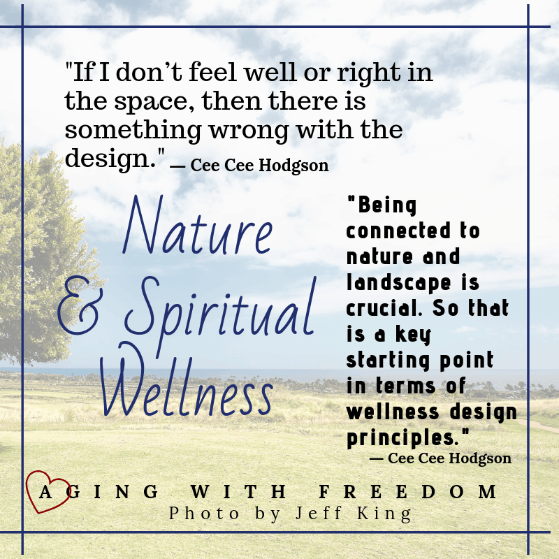 Nature and Spiritual Wellness