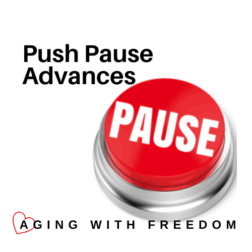 Push Pause Advances