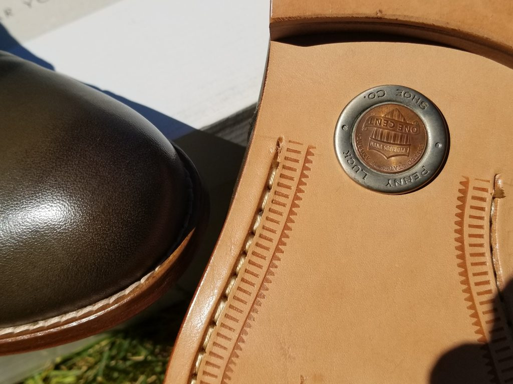 Find a Penny with Lucy Penny Shoe Co.